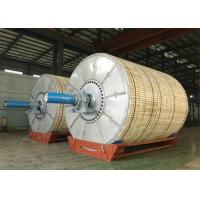 Best Accurate Paper Making Machine Parts Dryer Cylinder 2200 Mpm Speed Width 5600mm wholesale