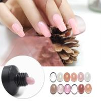 Best Beautiful Sweet Color Poly Gel (Tube)  High quantity for  Nude Color LED/UV Gel Polish wholesale