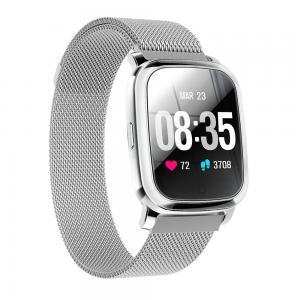 Best Unique Metal Design Ble 5.0 Blood Pressure Smartwatch wholesale