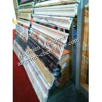 Best Recyclable Eco easy stallation PVC imitation marble derorative profile production line wholesale