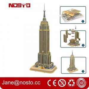 Best 3D Puzzle Model  | World's Famous Building | Best Tourist Spot Souvenir wholesale
