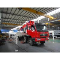 Best RHD 37m 8x4 FAW 380HP Concrete Pump Trucks with Diesel engine wholesale