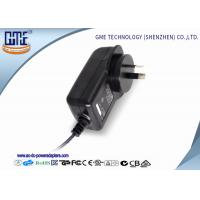 Buy cheap 1.5M cable AC DC Wall Plug Adapter output 12V 2A for CCTV camera from wholesalers