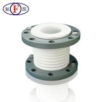 Details of ptfe bellows with flange end