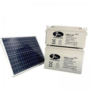 Best 12v 100ah Agm Lead Acid Gel Solar Battery wholesale