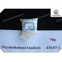 oxymetholone detection time