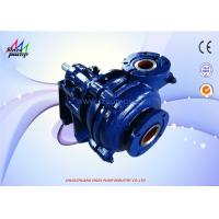 China High Concentration Centirfugal Sand Slurry Pump 60 Kw For Metallurgical , Coal on sale