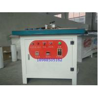 Edge banding wood machine