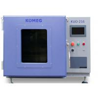 Best Bench Top Small  Lab Drying Oven Electric Chemistry Hot Air Circulating Fan wholesale