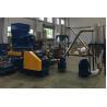 Buy cheap Granules PVC pelletizing granulator Air cooling hot cutting granulation machine from wholesalers