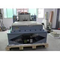 Best Sine and Random Test Vibration Test System With Vertical And Horizontal Slip Table wholesale
