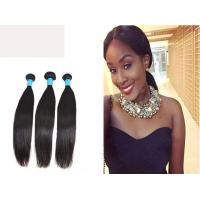 Best Virgin Brazilian Natural Black Straight Human Hair Double Drawn wholesale