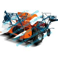 Best 4l-0.7 mini grain harvester, paddy combine harvester with Tyre wheel , 12hp 14hp wholesale