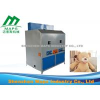 Best High Precision Toy Making Machine , Polyester Loosen Fiber Filling Machine wholesale