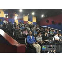 Cheap Customized Color 5D Theater System Seats Used For Center Park And Museum for sale