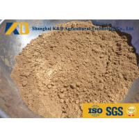 Best Pure Fish Meal Powder / Fish Feed Additives Promote Animal Health And Growth wholesale