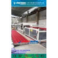 Best PVC+ASA Composite Roof Tile Machine/PVC Roof Tile Manufacturing Machine/ASA synthetic resin roof tiles wholesale