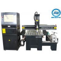 Best Longlife Durable Cnc Wood Router Carving Machine 4 Axis 6090 With Rotary wholesale