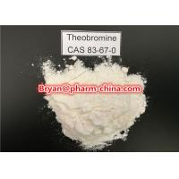 Best Steroids Powders Pharmaceutical Raw Materials Weight Loss Supplement Theobromine CAS 83-67-0 wholesale