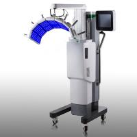 Best LED / PDT Acne Treatment Machine Tightening Face Lift Red / Blue Light Therapy Machine wholesale
