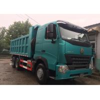 China ZZ3257M3847N1 Howo Tipper Truck Sinotruk Engine Fuel Consumption 8×4 Drive Type on sale