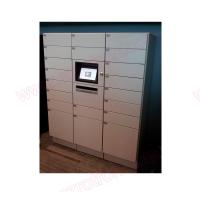 Best Keyless Express Automatic Parcel Delivery Locker, Courier Locker with credit card reader wholesale