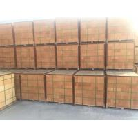 Best Yellow Color Insulation Refractory Fire Bricks For Coke Oven , Size 230 X114x65 Mm wholesale