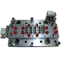 China High Speed Precision Automotive Stamping Dies Long Brass Plate Trimming Mold on sale
