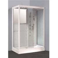 Best Large Rectangular Walk In Shower Enclosures Stand Alone Shower Units With Steam Systems wholesale