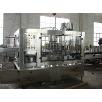Best SUS304 Hot Filling Machine / PET Bottle Filler Machine ISO SGS Certificated wholesale