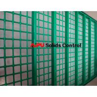 Buy cheap API stadard Shaker screen replacement for oil and gas well drilling mud shaker from wholesalers