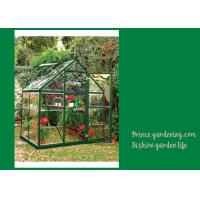 Best Nature Garden Plant Accessories Plastic Small Greenhouse Kits For Seed Starting wholesale