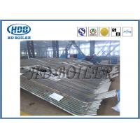 Best Steam Boiler Water Wall Panels , Membrane Water Wall Tubes In Boiler Well Painted wholesale
