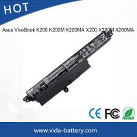 Buy cheap Battery for Asus VivoBook K200 K200M K200MA X200 X200M X200MA li-ion battery from wholesalers