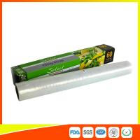 Best 100% Safe Casting Processing Cling Film Wrap At Home FDA / EU Approved wholesale
