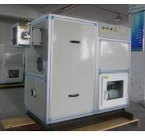 Quality Compact Industrial Desiccant Wheel Dehumidifier , Dry Air Equipment 5.8kg/h wholesale