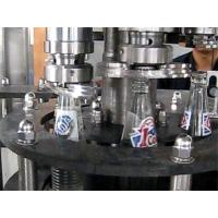 Stainless Steel Carbonated Soda Filling Machine For Coca Cola / Sprite / Soft Drink