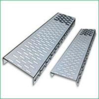Best Fiber Reinforced Plastics GRP Perforated Cable Tray with Electro zinc plated for indoor wholesale