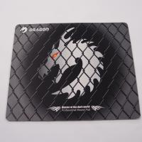 Best Popular Neoprene Gaming Rubber Mouse Pad / Mousepad For Business Gifts SGS Approval wholesale