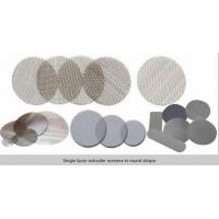 Best Circle extruder  screens in single or multilayer keep particles out/filter disc mesh wholesale