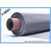 Best 200 Micron 304 Stainless Steel Woven Wire Mesh Oil Filter Dutch Weave wholesale
