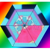 Best P5 Indoor Stage / Nightclub Led Triangle Display Modules Creative led display Club Display wholesale