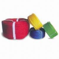 Best PE Rope with 3/4/6/8 Strands Structure, Various Colors are Available wholesale