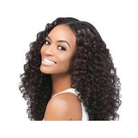 Best Double Drawn Real Brazilian Human Hair Extensions With Soft And Clean wholesale