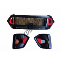 Buy cheap GZDL4WD 4x4 Toyota Hilux Revo Rocco Front Grill Replacement 2018 TRD from wholesalers