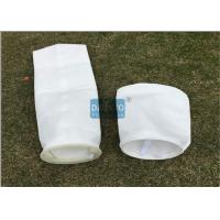 Best Super Long Life Liquid Filter Bags With Glazed Layer Securing Downstream Matrix wholesale