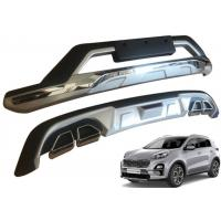 Buy cheap Front Bumper Guard and Rear Diffuser with Chromed Garnish for 2019 KIA SPORTAGE from wholesalers