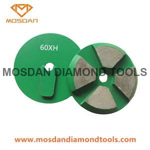 Best Terrco Segment Diamond Puck for Concrete Grinding wholesale