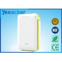 Best 4 Stages 28db Low Noise small air purifier 1,800, 000 Pcs / Cm3 Anion For Room Use wholesale