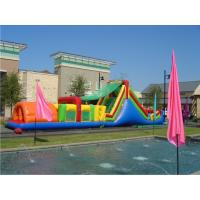 Best inflatable obstacle course wholesale